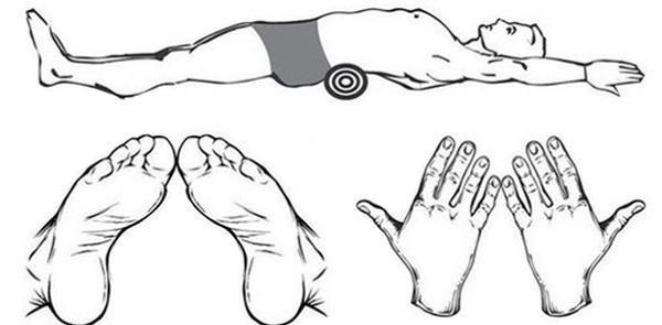 Статическое упражнение, которое исправит осанку и уменьшит талию. Найдите 5 минут в день, чтобы правильно полежать, и вскоре увидите результат.