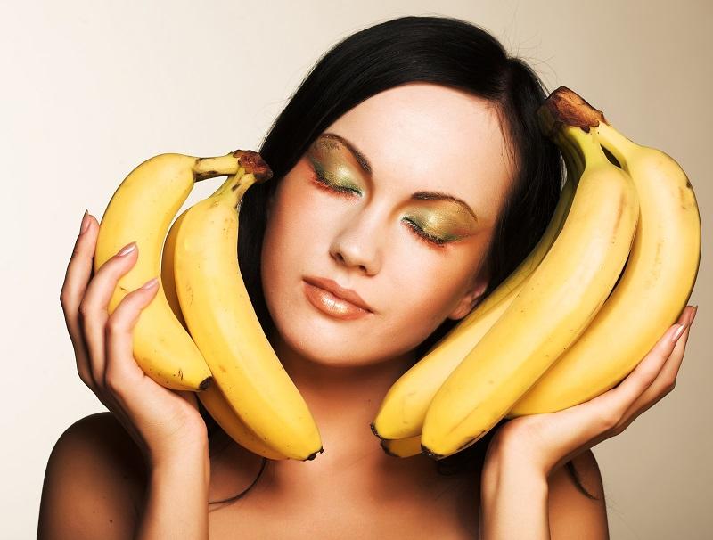 3 кусочка банана, 0,5 чайной ложки соды — эликсир молодости готов
